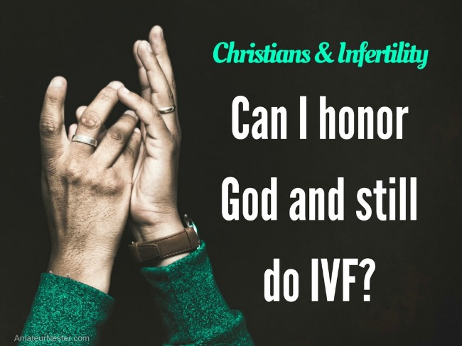 christians and ivf