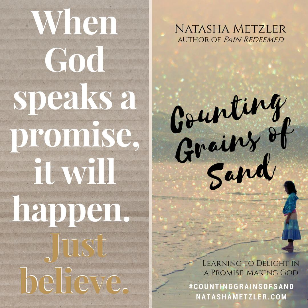 Counting Grains of Sand: Natasha Metzler on Infertility, Adoption, and Her New Book